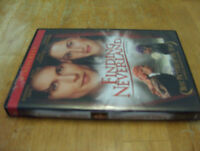 "DVD ""Finding Neverland"" Movie"