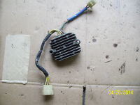 Honda CB750K voltage regulator rectifier