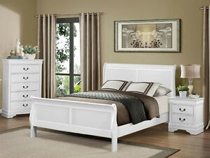 Louis Philippe suite, 3 sizes, all in stock. grey, cherry,white