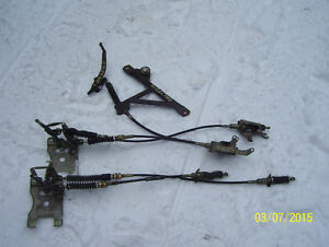 Suzuki Quadrunner 250 LTF4WD reverse cable transmission cable