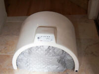 Wanted: Portable Far Infrared Sauna Therapy Dome