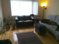 Spacious, bright 2 bedroom apartment available July/August 2015