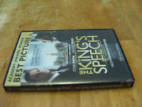 "DVD ""The King's Speech"" Movie"