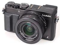 Panasonic 4k DMC-lx100