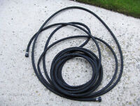 Soaker Hose, Pruners, Plant Container