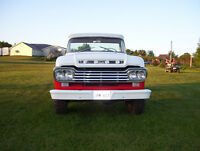 1959 ford  4x4