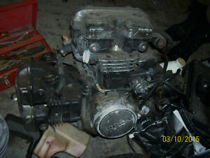 Honda Magna V45 Magna 750 engine parts17000 kms.