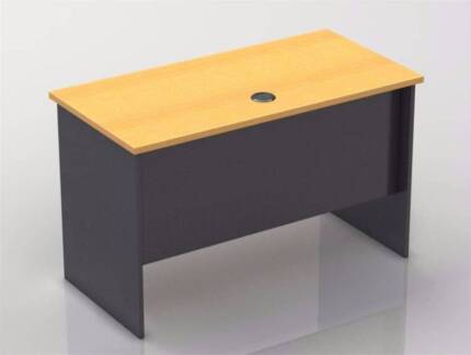 Brand New 1200mm length Open office desk Was$199, Now only$99