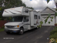 2005 motor home for sale