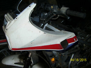 Honda Interceptor 1000 VF1000F front fairing headlight fairing