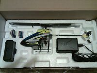 Brand New RC Blade mCPx BL Brushless Micro Helicopter w Extras
