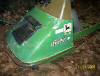 John Deere 400 parting out