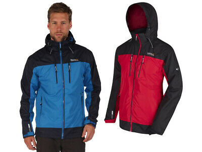 Mens Regatta Dare2b Lightweight Waterproof Windproof Jacket Clearance RRP £70.00
