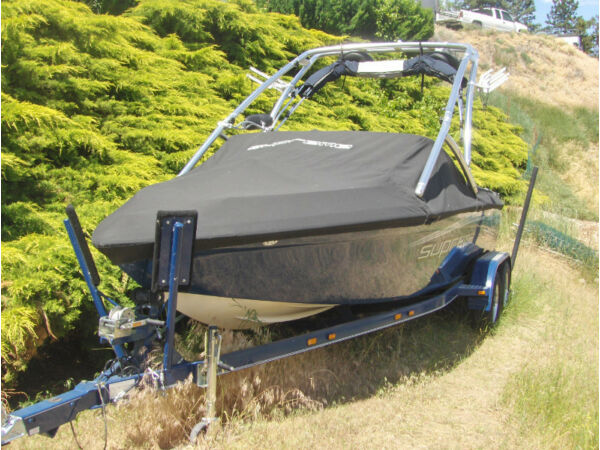 Used 2008 Other SKY SUPREME V220 WAKEBOARD/SURF BOAT
