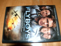 "DVD ""Flyboys"" Movie"