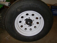POWER KING TOW MAX TIRE STR FOR TRAVEL TRAILER AND RIM