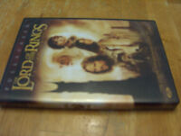 "DVD ""Lord of the Rings, Twin Towers"" Movie"