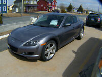2004 Mazda RX-8, $ 6,900.00 INSPECTED Calls Only 727-5344