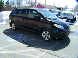 2011 Toyota Sienna $ 12,900.00 Call 727-5344 or 743-2551