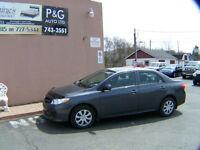 2013 Corolla $ 12,900.00 INSPECTED Calls Only Please 727-5344