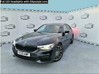 2020 BMW 5 Series 520d XDRIVE M SPORT Auto SALOON Hybrid Automatic