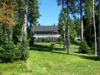 Cottage for sale in Tesmiscaming including all furnitures