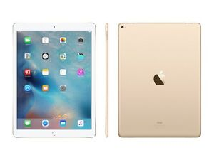 """Gold iPad Pro 32gb 12"""" for Sale"""
