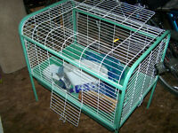 Animal cage, for guinea pig, rabbit, cat....