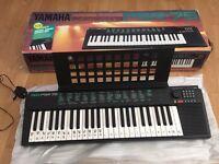 Yamaha electric/electronic keyboard (PSR-75)