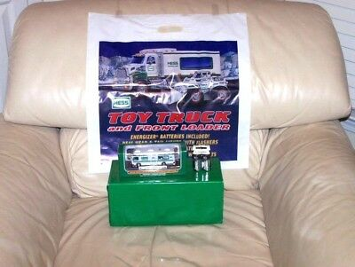 2008 HESS TRUCK & 2008 MINI HESS COMBO-MIB - CASE FRESH!