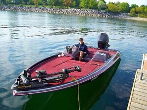 Used 1996 Other Bass boat