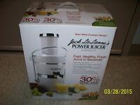 Jack Lalanne's Harmony Power Juicer