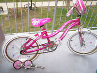 velo pour fille   keed's bike