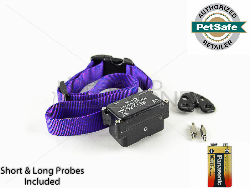 PetSafe InGround Dog Fence Collar Stubborn Dogs RF-275 for SportDOG SDF-100A