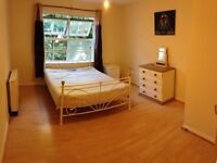Double room for female only please Heathrow