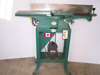 General model 180 six inch woodworking jointer