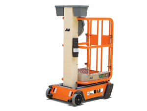 JLG ECOLIFT 50 Non Powered Vertical Man Lift Regents Park Auburn Area Preview