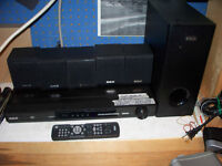 RCA RTD3133H Compact Home Theater System