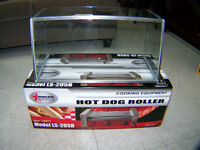 Hot Dog Machine,Rollers,Sneeze Guards and Steamers Call 727-5344