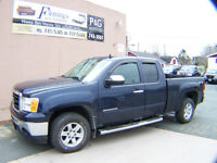 2012 GMC Ext. Cab 4x4 $ 19,900.00 Calls Only 727-5344