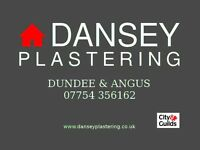 DANSEY PLASTERING - DUNDEE & ANGUS