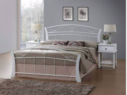 Chester Single/King Single/Double/Queen Bed Frame