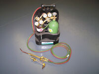 Pro Star Oxy-Acetylene torches and Bottles