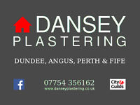 DANSEY PLASTERING - DUNDEE, ANGUS, PERTH & FIFE