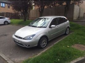 2003 Ford Focus ST170 (6 gears)