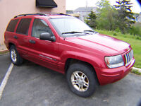 2004 Grand Cherokee $ 1,000.00 'AS IS' Takes It Call 727-5344