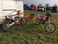 Ktm 350 2012 ( not Yzf Crf kxf rmz 250 450 )