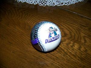 BASEBALL - ARIZONA DIAMOND BACKS CHAMPIONSHIP BALL