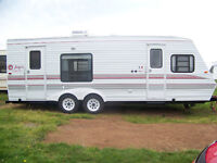 25' Jayco travel trailer
