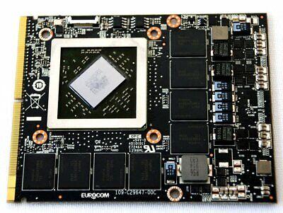 "Apple iMac A1312 27"" AMD Radeon HD 6970M 1GB Graphics Card 109-C29657-10 Tested"